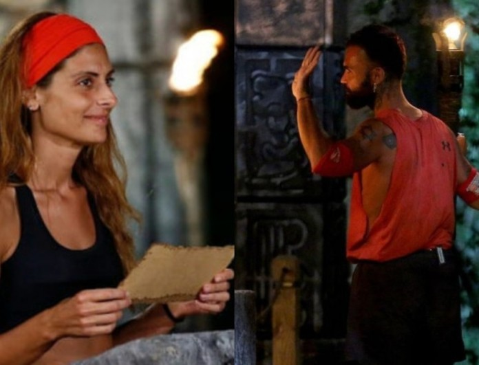 Κονδυλάτος: Η νέα επική ανάρτηση για την Σαλαγκούδη  μετά την αποχώρηση της από το Survivor 4