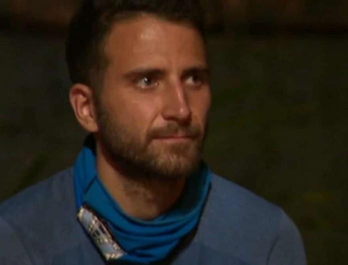 Survivor 4 - Μακρόπουλος: Αυτά αποκάλυψε στην Μπλε ομάδα όταν μπήκε στο παιχνίδι