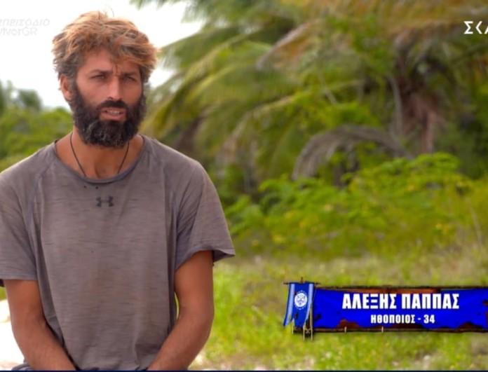 Survivor 4 - Παππάς για Κοψιδά: «Έπρεπε να πει συγγνώμη στον κόσμο»
