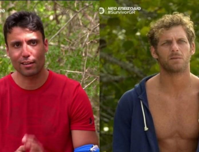 Insta Poll: Ταβλαδάκης ή Κρις θα θέλατε να επιστρέψει στο Survivor 4;