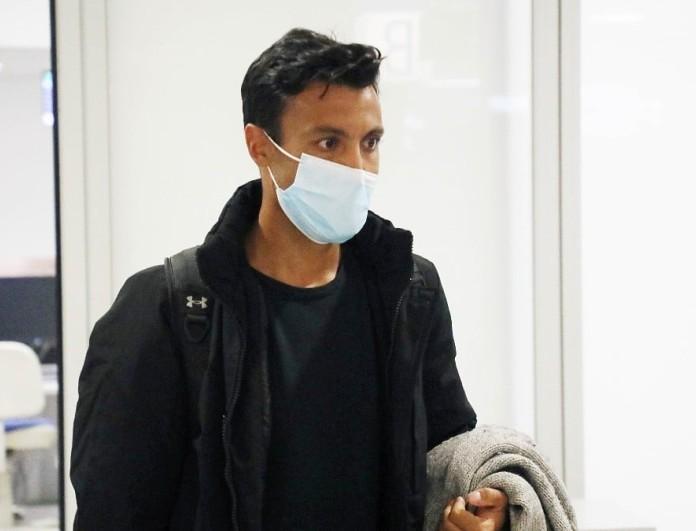 Survivor: Επέστρεψε στην Ελλάδα ο Γιώργος Ταβλαδάκης