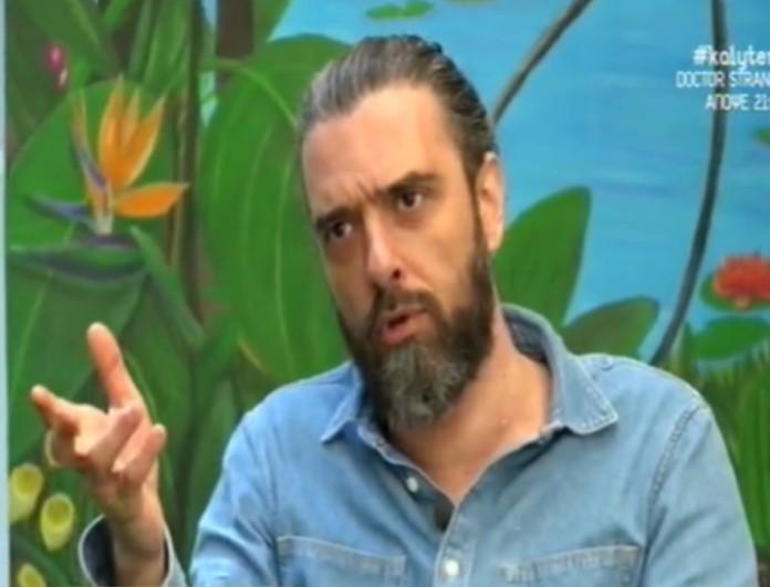 Σωτήρης Τσαφούλιας: «Θα ήθελα να πω ένα μεγάλο μπράβο στη Ναταλία Γερμανού που δεν είπε συγγνώμη»