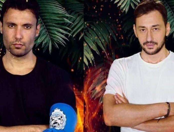 Ταβλαδάκης και Καλίδης συναντήθηκαν μετά το Survivor 4 και το έριξαν στο φαγητό