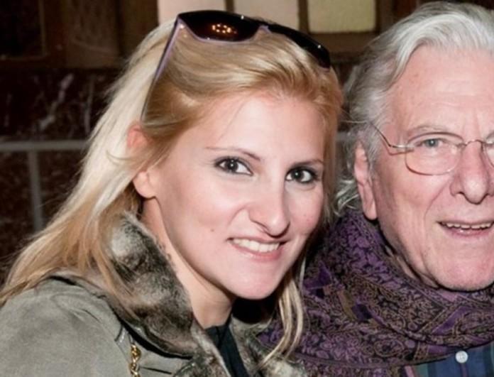 Θεοδώρα Βουτσά: Παντρεύτηκε κρυφά η κόρη του Κώστα Βουτσά