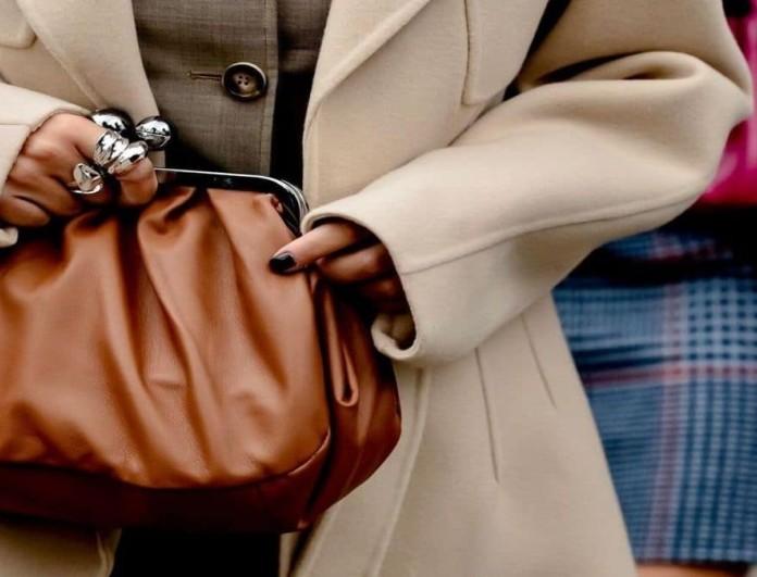 Τσάντα φάκελος