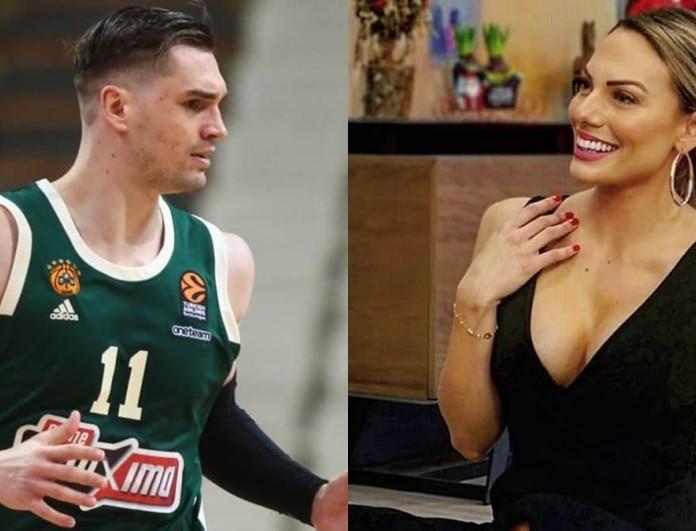 Ιωάννα Μαλέσκου: Έκανε follow τον Μάριο Χεζόνια από το προφίλ της σκυλίτσας της