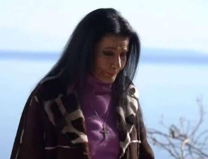 Ξέσπασε σε κλάματα η Ζωζώ Σαπουντζάκη -
