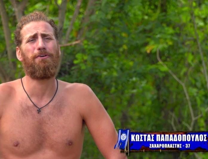 Survivor 4: Με πόσα λεφτά έφυγε από το παιχνίδι ο Κώστας Παπαδόπουλος