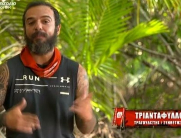 Survivor 4: Ο Τριαντάφυλλος ξεσκέπασε την στρατηγική του Κώστα