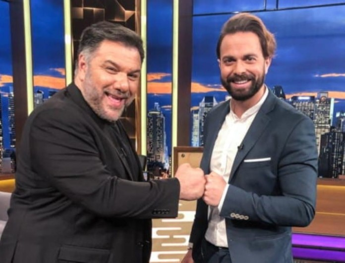 The 2night Show: Καλεσμένος του Γρηγόρη Αρναούτογλου ο Ηλίας Βρεττός