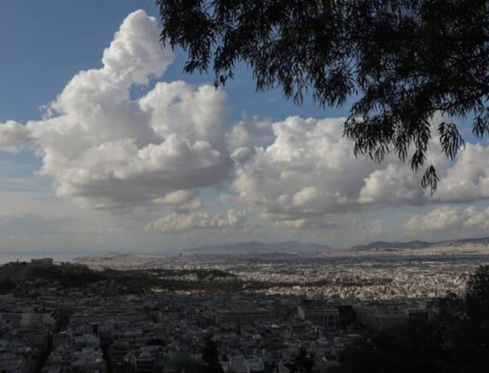 Αναλυτικά η πρόγνωση του καιρού για σήμερα 16/4 από την ΕΜΥ