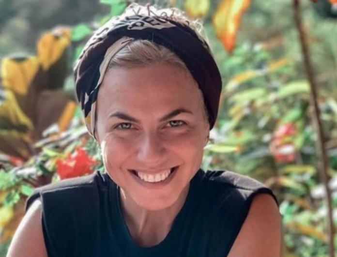 Χριστίνα Κοντοβά: Η νέα φωτογραφία με το κοριτσάκι που θα υιοθετήσει