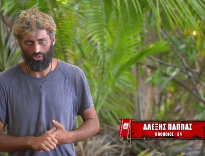 Survivor 4: Η νέα αινιγματική ανάρτηση του Αλέξη Παππά