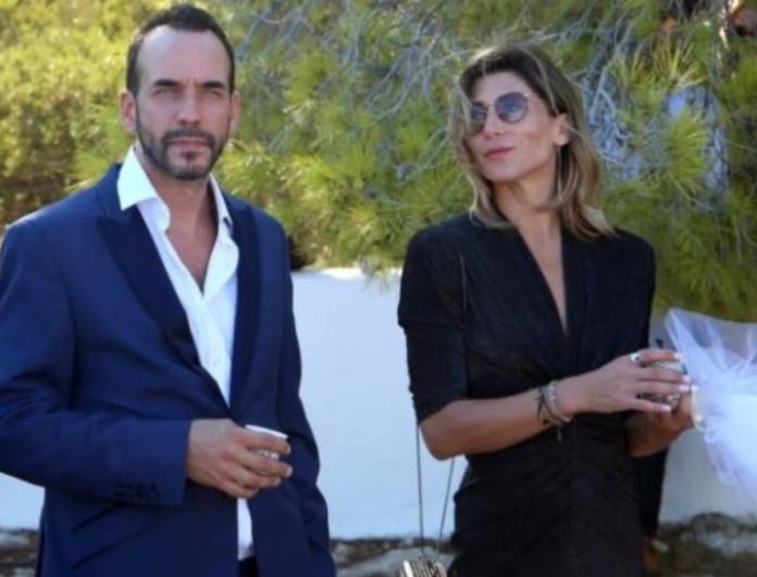 Πάνος Μουζουράκης: Ποζάρει σαν μοντέλο στον φακό της αγαπημένης του