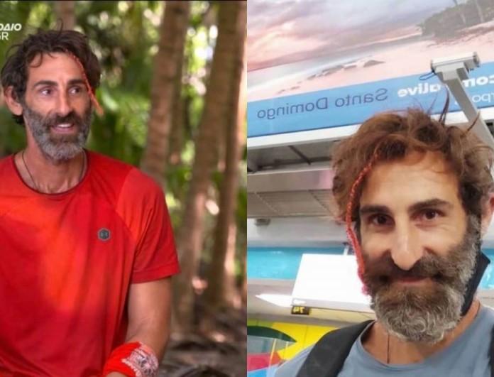 Survivor 4: Δύσκολες... ώρες για τον Γιώργο Κοψιδά - Έκοψε το κοτσιδάκι του