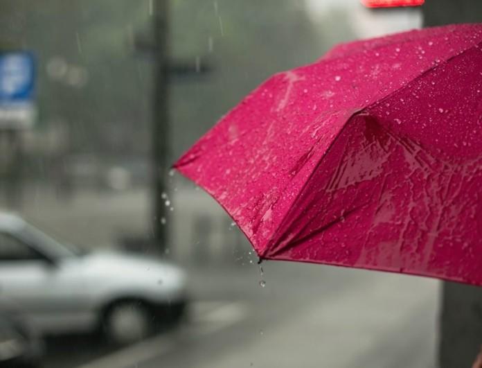 Καιρός (24/4): Βροχές και πτώση της θερμοκρασίας