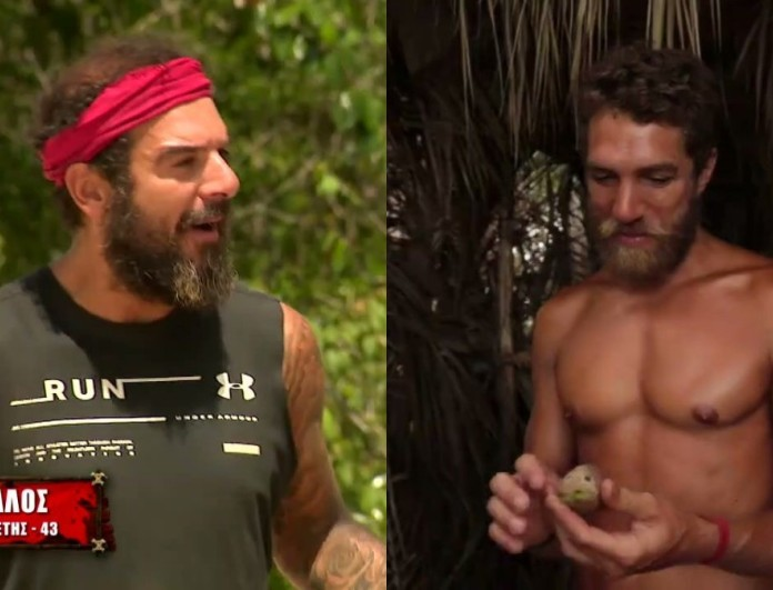 Survivor 4 - παρασκήνιο: Τσακώθηκαν άσχημα ξανά Κόρο και Τριαντάφυλλος