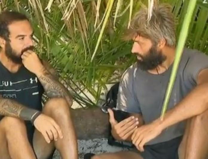 Survivor 4: Ο Αλέξης Παππάς