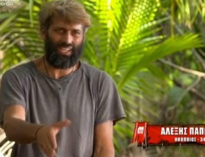 Survivor 4 - Παππάς κατά Τζέιμς: