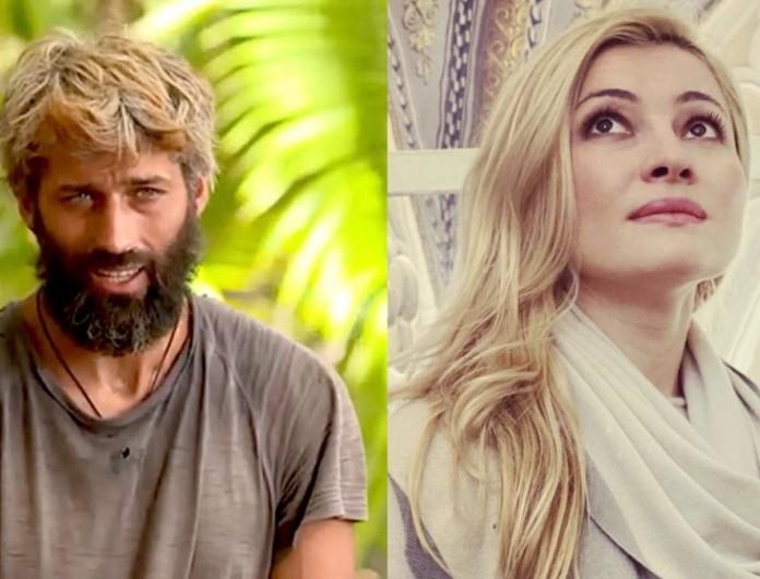 Survivor 4: Ο Αλέξης Παππάς επικοινώνησε με την Αλέσια με την αποχώρηση του