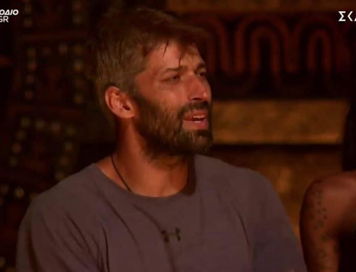 Survivor 4: Με το ένα πόδι εκτός παιχνιδιού ο Αλέξης Παππάς