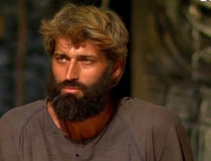 Survivor 4: Η πρώτη ανάρτηση του Αλέξη Παππά μετά την αποχώρησή του