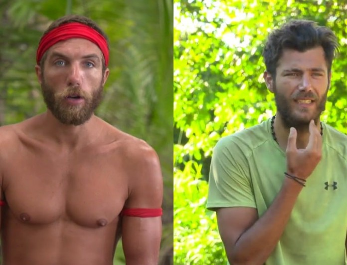 Survivor 4: Άγριος τσακωμός με Κόρομι και Νίκο Μπάρτζη