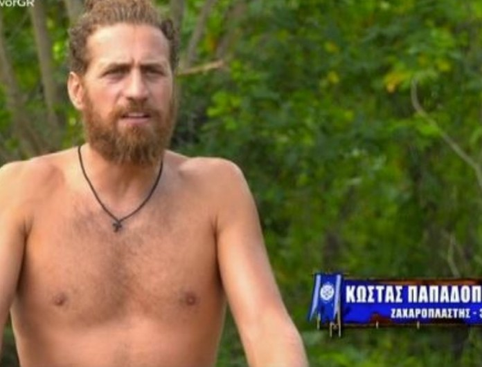 Survivor 4 - Ο Κώστας δίκασε τον Τριαντάφυλλο: