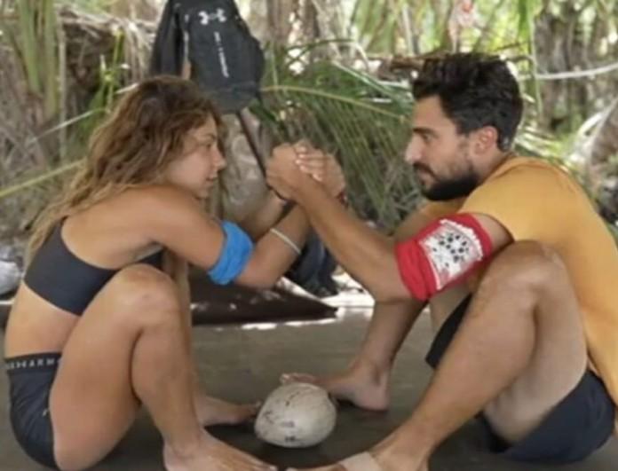 Survivor 4: Ο Ατζούν θέλει να γίνει κουμπάρος στο γάμο Μαριαλένας και Σάκη