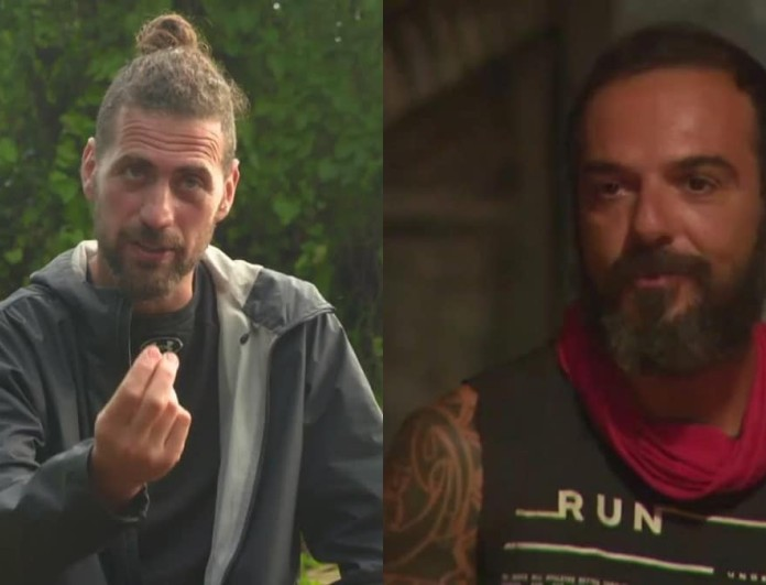Survivor 4: Ντάφυ και Παπαδόπουλος η νέα κλίκα στην παραλία