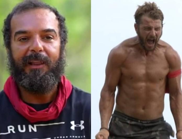 Survivor 4: Όταν ο Τριαντάφυλλος έκραζε δημόσια τον Ντάνο