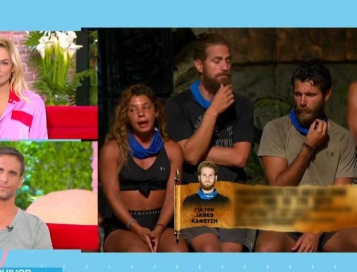 Survivor 4 - Δρυμωνάκος: «Θα ήθελα να δω στον τελικό Παύλο και Ηλία»