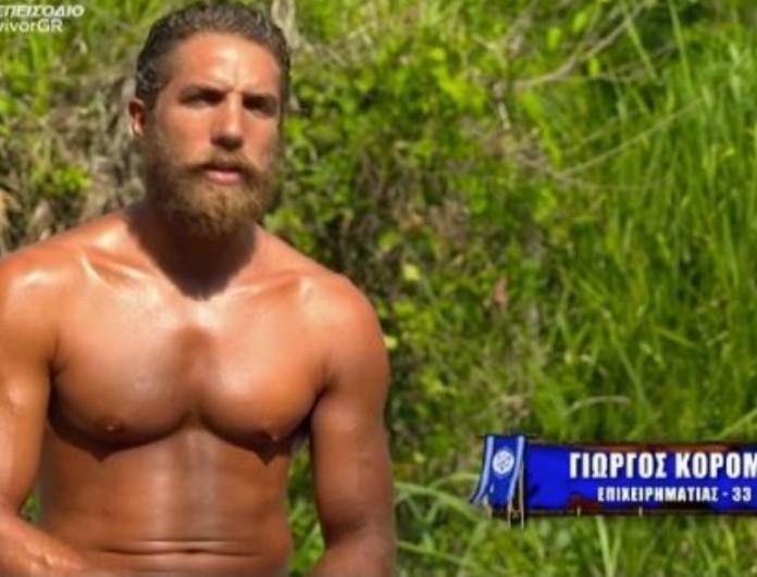 Survivor 4 - Κορόμι:
