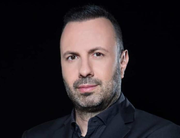 Σε συζητήσεις με τον ΣΚΑΙ ο Τάσος Τρύφωνος για την παρουσίαση του Big Brother