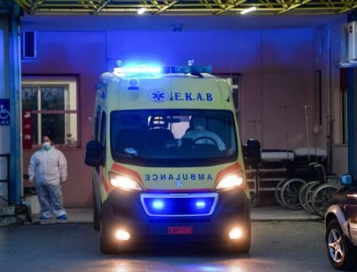 Θεσσαλονίκη: 43χρονος στρατιωτικός αυτοκτόνησε από τον πέμπτο όροφο