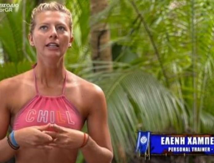 Survivor 4 - Ελένη για Μαριαλένα:
