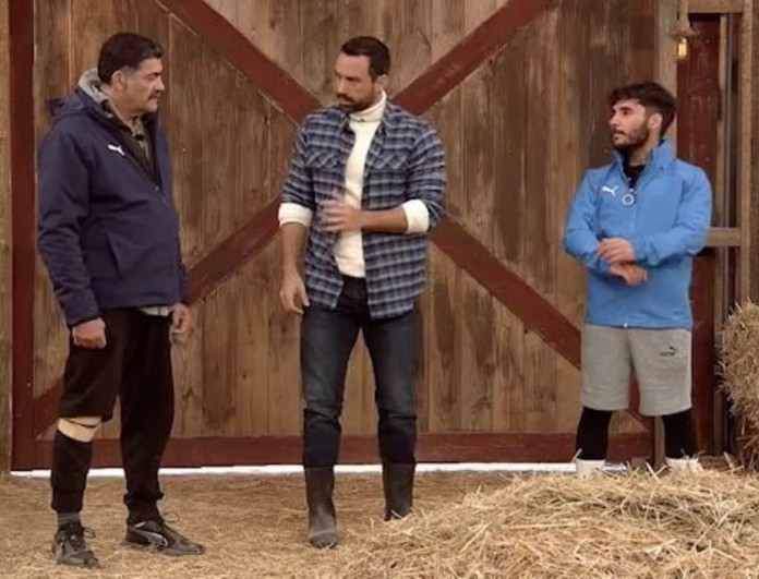 Φάρμα: Αρχηγός της εβδομάδας ο Βασίλης Θεοδωρόπουλος