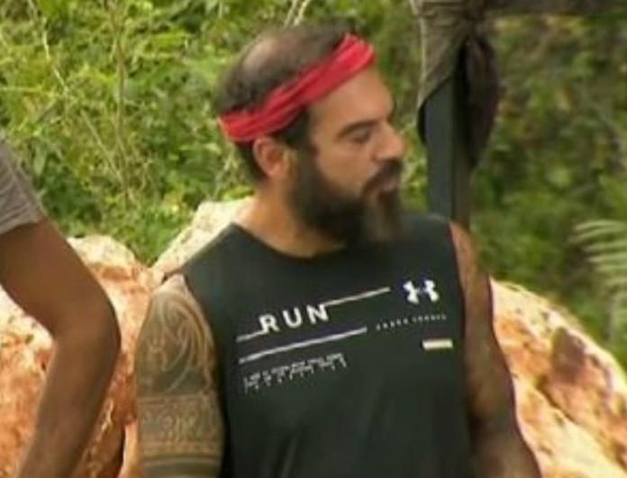 Survivor 4: Κόντρα Ντάφυ - Ηλία λίγο πριν τον αγώνα ασυλίας!
