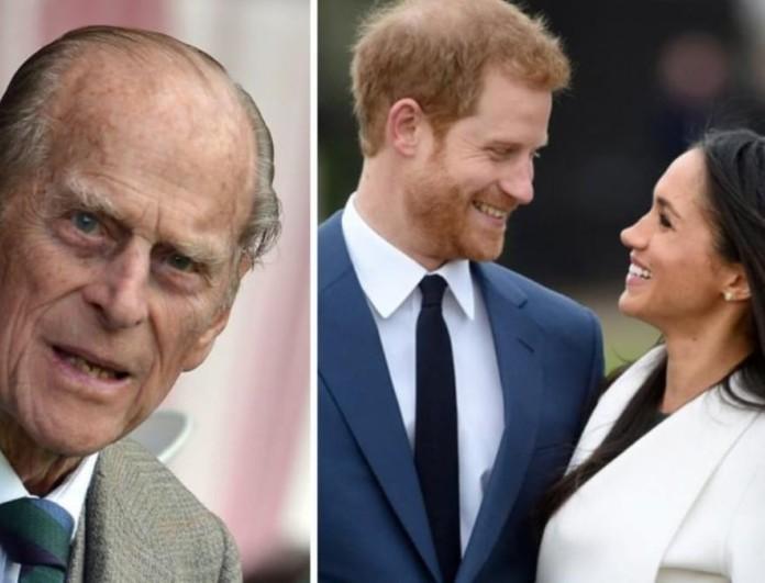 Πρίγκιπας Φίλιππος: Αντιδράσεις με το μήνυμα του Χάρι και της Μέγκαν για τον θάνατο του