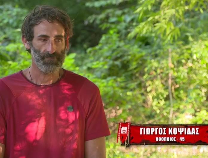 Γιώργος Κοψιδάς: Ξυρίστηκε, κουρεύτηκε... Άλλος άνθρωπος μετά το Survivor 4