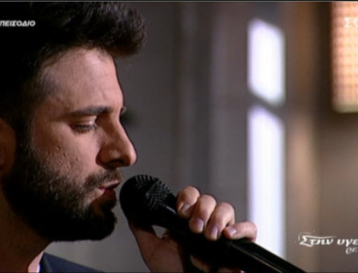 Survivor 4: Ο Γιώργος Λιβάνης τραγούδησε το «Να είσαι ευτυχισμένη» στο Στην Υγειά Μας