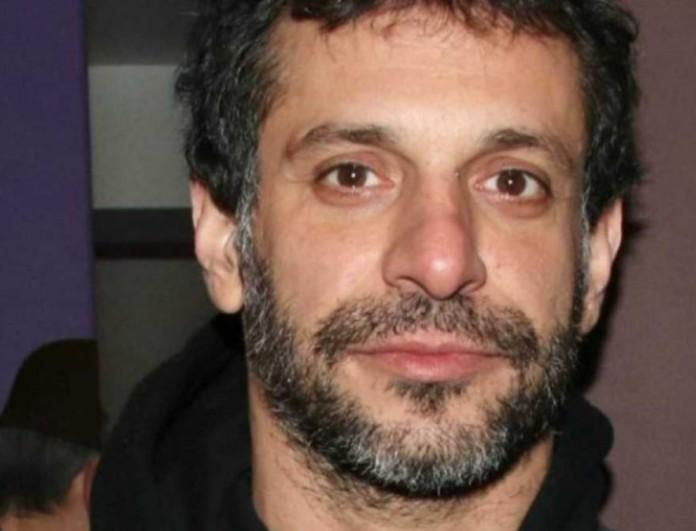 Γιώργος Χρανιώτης: Μπήκε στην ντουζιέρα και έκανε μπάνιο μαζί με το γιο του