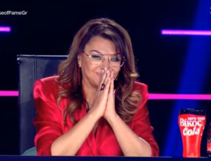 House of Fame: Ο Διονύσης Σχοινάς αφιέρωσε τραγούδι στην Καίτη Γαρμπή