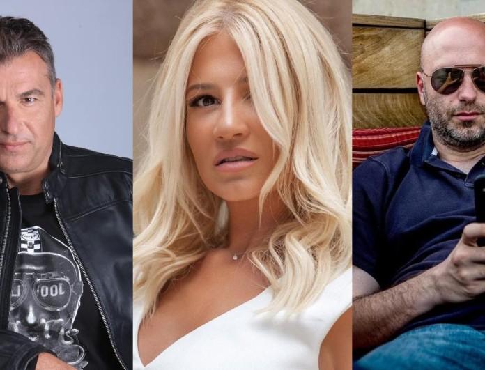 Insta Poll: Με ποιον σας αρέσει περισσότερο η Φαίη Σκορδά, Λιάγκα ή Ηλιόπουλο;