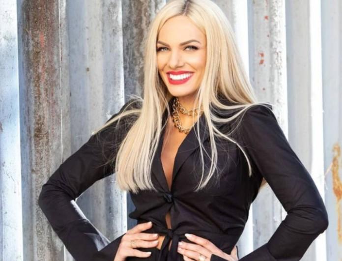 Ιωάννα Μαλέσκου: Η συμμετοχή της στα καλλιστεία «Μις Κρήτη» το 2013