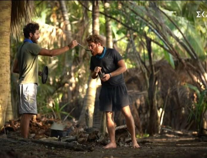 Survivor 4 trailer 26/4: Ξεκινάει ο πόλεμος Σάκη - Μαριαλένας εναντίον του Τζέιμς