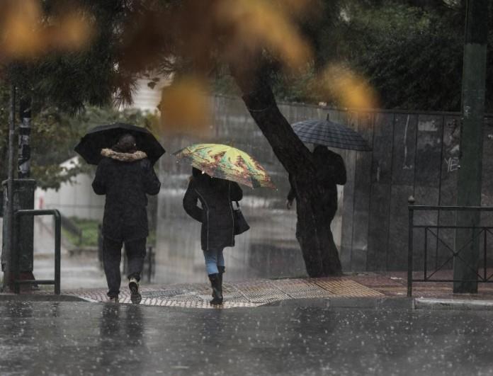 Καιρός: Χαλάει αυτό το Σαββατοκύριακο - Βροχές και καταιγίδες σε όλη την χώρα