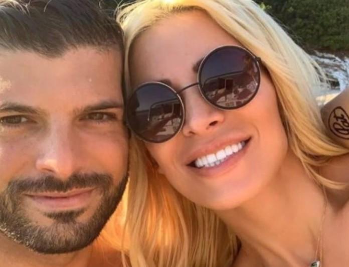Κατερίνα Καινούργιου: Η τρυφερή ανάρτηση για τον σύντροφό της, Φίλιππο Τσαγκρίδη