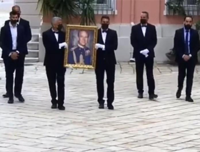 Πρίγκιπας Φίλιππος: Πραγματοποιήθηκε στην Κέρκυρα τελετή στη μνήμη του