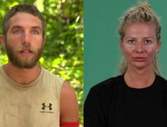 Survivor 4 - αποκλειστικό: Κόρο και Ελένη έχουν έρθει κοντά